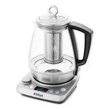 <b>Чайник Kitfort</b> КТ-<b>669</b> — купить в интернет-магазине ОНЛАЙН ...