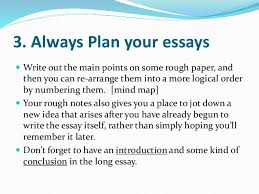 essay writing tips for ib paper