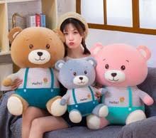 Новая <b>игрушка</b> мультяшный медведь hello плюшевая <b>игрушка</b> ...