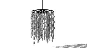 <b>Люстра Ideal Lux</b> EVASIONE SP4, Suspension light | 3D Warehouse