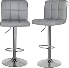 Set of 2 Bar Stools - Amazon.co.uk