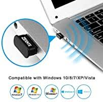 <b>Bluetooth Adapter</b> for PC <b>Bluetooth</b> 4.0 <b>USB Wireless Dongle</b> ...