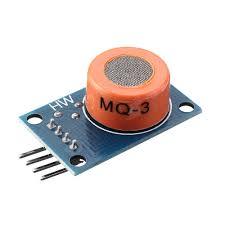<b>LM393 MQ3 MQ-3</b> Sensor Ethanol Gas Analog Sensor TTL Output ...