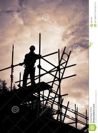scaffold builder clipart silhouette clipartfest builder on scaffolding