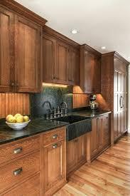 style kitchen cabinets arts crafts