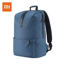<b>Xiaomi Fashion</b> School <b>Backpack Bag</b> 600D Polyester Durable ...