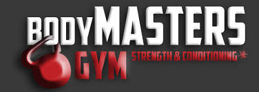 body masters gym personal training kettlebells corrective logo