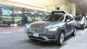 Weaver Brothers Volvo Uber Is Doing Everything Wrong With Its Self Driving Cars In San