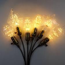 zx <b>e27 e14</b> 3w <b>retro</b> sky star <b>edison</b> bulb led incandescent lamp ...