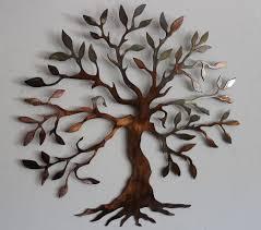 metal wall decor shop hobby: metal leaf wall art polyvore canada