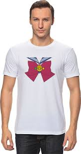 Футболка <b>классическая Printio</b> Сейлор Мун (<b>Sailor</b> moon) #707700