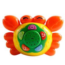Gao Sheng 065150 Electronic Magic Music Crab with Five Button ...