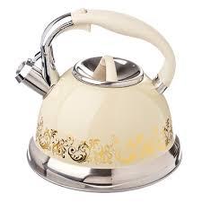чайник 3 0 л со свистком teco tc 115 v