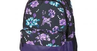 <b>Рюкзак</b> школьный для девочек <b>Walker Chap Classic</b> Flower Violet ...