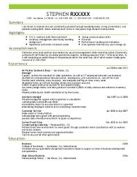 business development resume examples   green jobs resumes   livecareerstephen r    business development resume   san mateo  california