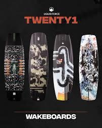 Liquid Force - Bring on Twenty1! <b>All</b> new 2021 <b>boards are</b>...
