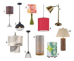 lamps meream 10 affordable lamps for your chic bohemian home bohemian lighting