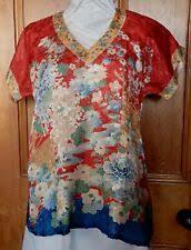 <b>100</b>% <b>Silk</b> Vintage <b>Tops</b> & <b>Shirts</b> for <b>Women</b> for sale | eBay