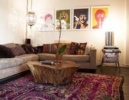 artistic bohemian style living room bohemian style living room