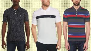Pick up two new polos for $50 from <b>Original Penguin</b>