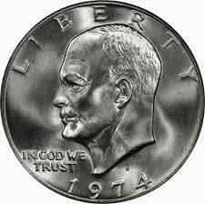 Eisenhower dollar - Wikipedia