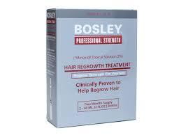BOSLEY <b>Усилитель роста волос</b> 2% для женщин (60мл*2 ...