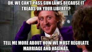 Best Liberal Memes, Quotes and Slogans | Gun Control | Pinterest ... via Relatably.com