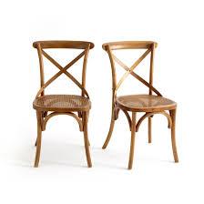 Комплект из <b>2 стульев</b> с крестообразной спинкой cedak <b>La</b> ...