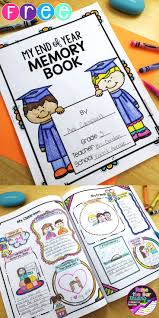 best write ideas writing prompts for kids end of year memory book 3 student writing templates and a writing