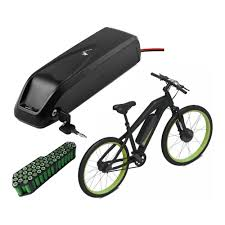China <b>E-Bike</b> Battery <b>48V</b> 15ah <b>Hailong</b> Li-ion <b>Down</b> Tube with ...