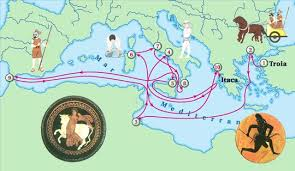 Risultati immagini per IMMAGINI ITACA ULISSE