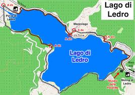 Bildergebnis für lago di ledro
