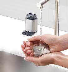 <b>Диспенсер для мыла</b> Surface от <b>Joseph Joseph</b> (арт. 85113 ...