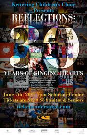 KCC <b>Spring</b> Concert <b>2017</b> – REFLECTIONS: 30 Years of Singing ...