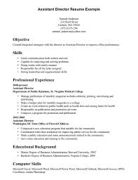 resume examples templates 10 list of resume skills examples and resume examples templates resume skills examples resume skills list assistant director resume example objective skills