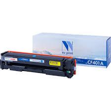 <b>Картридж NV Print</b> (<b>CF401A</b>) cyan для HP Laser Jet Pro M252 ...