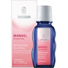 Отзывы о <b>Деликатное миндальное</b> масло для лица <b>Weleda</b> Mandel