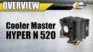 Newegg TV: <b>COOLER MASTER Hyper</b> N 520 <b>CPU</b> Cooler Overview ...