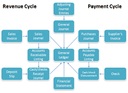 revenue and expenditures cycles   accounting  financial  taxgeneral ledger and financial reporting