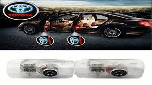 Soondar <b>2 pcs</b> Universal <b>Wireless Car</b> Projection LED Projector ...