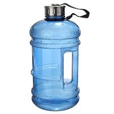 2.2L <b>Portable Large Capacity</b> Water Bottle Training Sports Workout ...
