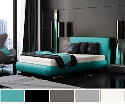 Turquoise Bedroom Apartments Winning Black And White Turquoise Bedroom Room