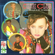 <b>Colour</b> by Numbers by <b>Culture Club</b> (Album, New Romantic ...
