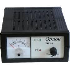 Отзывы о Зарядно-предпусковое <b>устройство Орион PW 325</b>