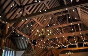 barn lights gone are the days when a wedding party should be held within a huge building along with the formal style and decorations barn wedding lights