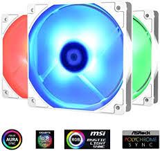 ID-COOLING XF-12025-RGB-TRIO-SNOW 120mm ... - Amazon.com
