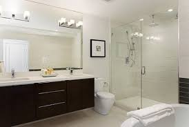 f stupendous master bathroom ideas with large dark walnut floating bathroom cabinets and modern lighting 3 bath lights also best layout glass shower rooms amazing contemporary bathroom vanity lighting 3