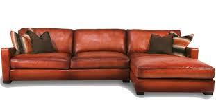 banner sofa burnt orange furniture