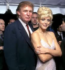 Image result for pictures of donald trump and his wives