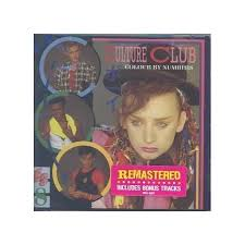 <b>Culture Club</b> - <b>Colour</b> By Numbers (Bonus Tracks) (Remaster) (CD ...